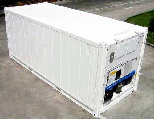 Những điểm lưu ý khi đóng hàng trong container lạnh