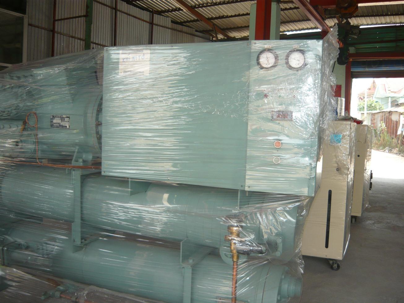 Máy làm lạnh nước Chiller 14
