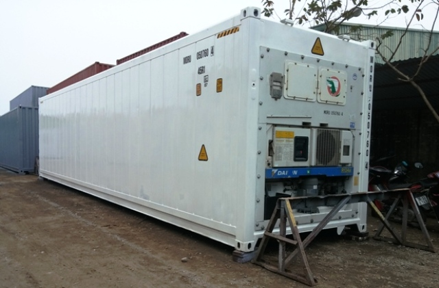 Containner lạnh 02